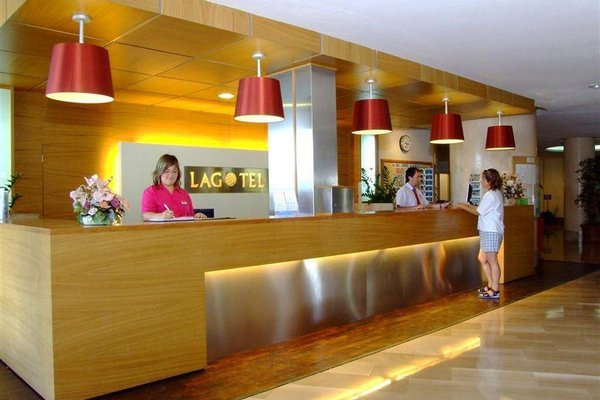 Eix Lagotel Apartamentos - фото 13