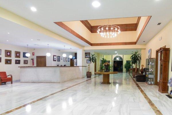 Hotel Montepiedra - фото 11