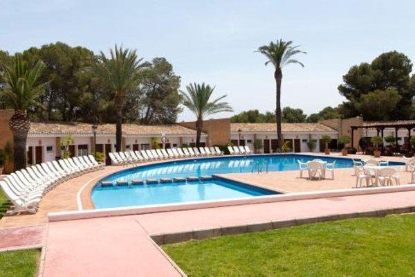 Hotel Montepiedra - фото 19