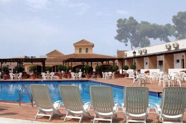 Hotel Montepiedra - фото 21