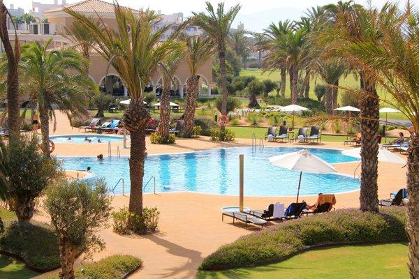 Hotel AR Golf Almerimar - фото 21
