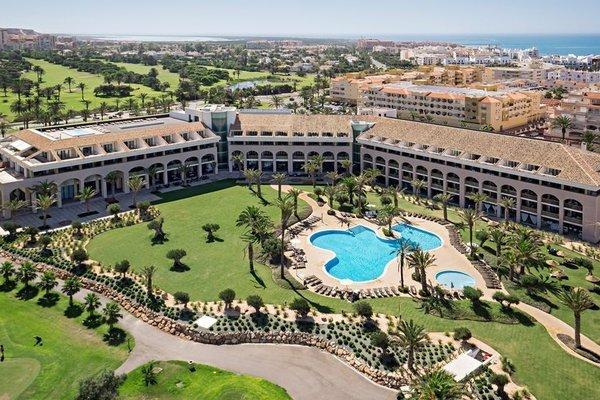Hotel AR Golf Almerimar - фото 23