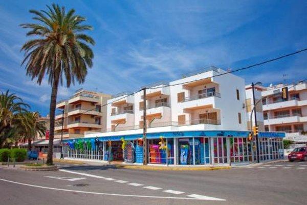 Apartamentos Vistamar I - MC Apartamentos Ibiza - фото 21