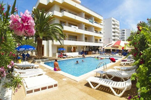 Apartamentos Bon Sol - Los Rosales - фото 17