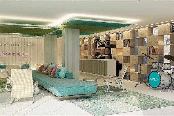 Santos Ibiza Suites - фото 8