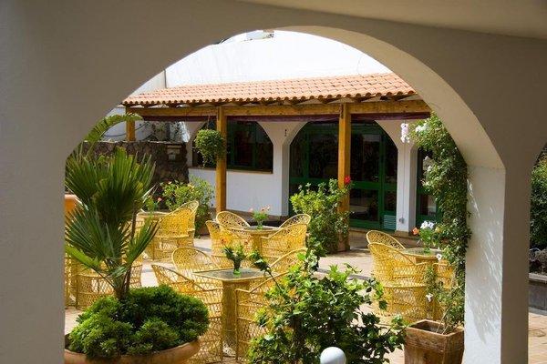 Aparthotel Esquinzo Y Monte Del Mar - фото 17