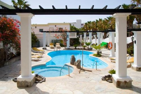 Aparthotel Esquinzo Y Monte Del Mar - фото 19