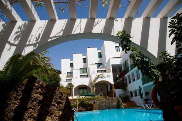 Aparthotel Esquinzo Y Monte Del Mar - фото 20