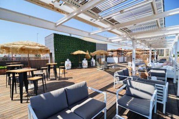 Hotel De La Playa - фото 10