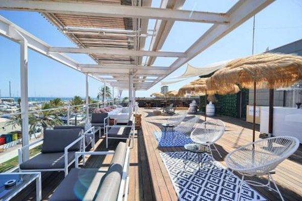 Hotel De La Playa - фото 17