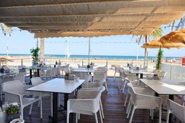 Hotel De La Playa - фото 9