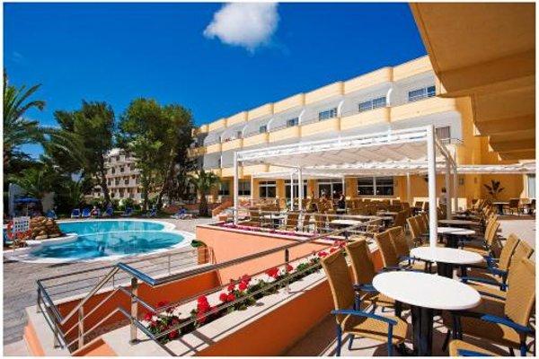 Hotel Spa Sagitario Playa - фото 20