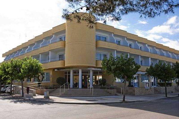Hotel Spa Sagitario Playa - фото 22