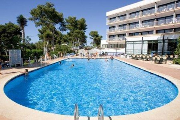 Cala Blanca Sun Hotel - 21