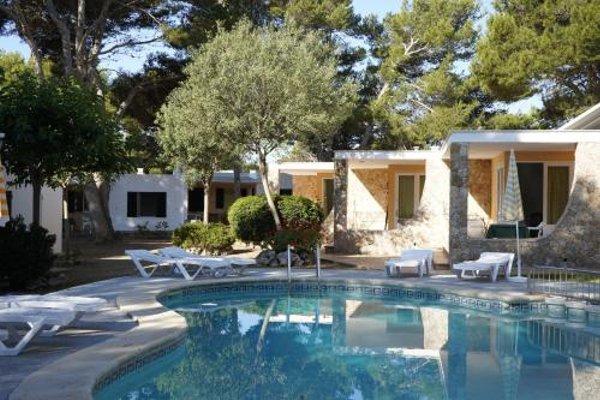 Apartamentos Playa Calan Blanes - фото 26
