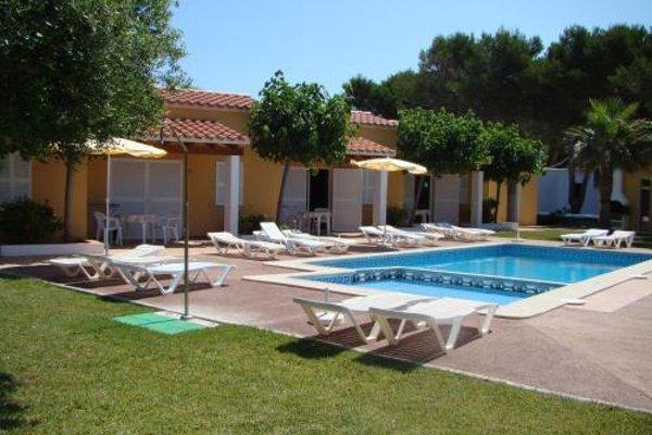 Apartamentos Playa Calan Blanes - фото 11