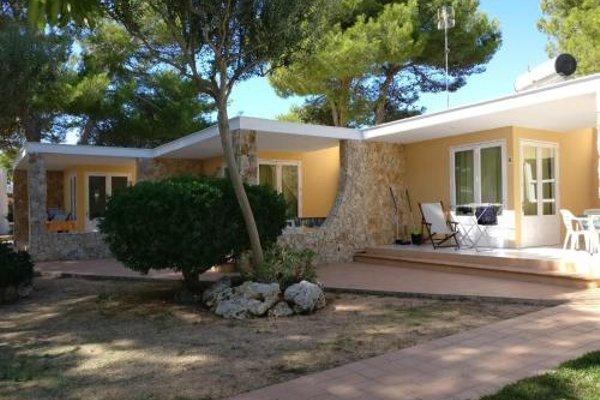 Apartamentos Playa Calan Blanes - фото 17