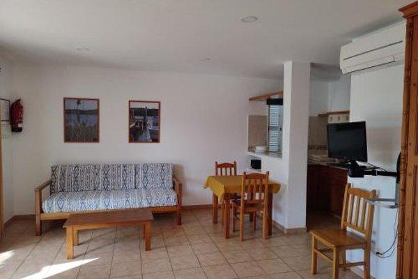 Apartamentos Playa Calan Blanes - фото 19