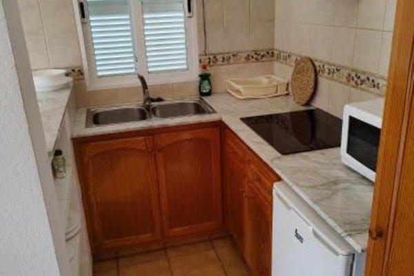 Apartamentos Playa Calan Blanes - фото 21