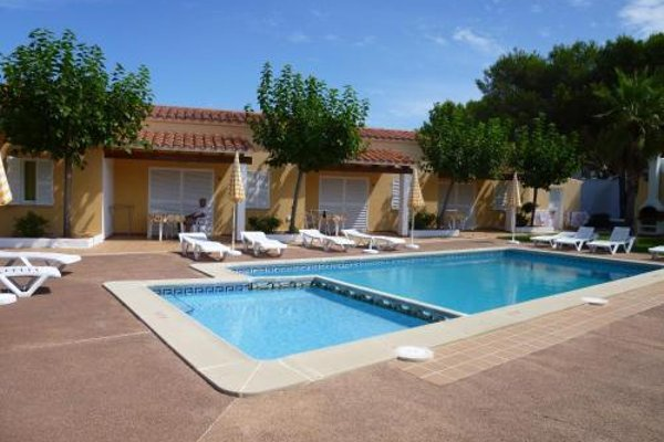 Apartamentos Playa Calan Blanes - фото 23