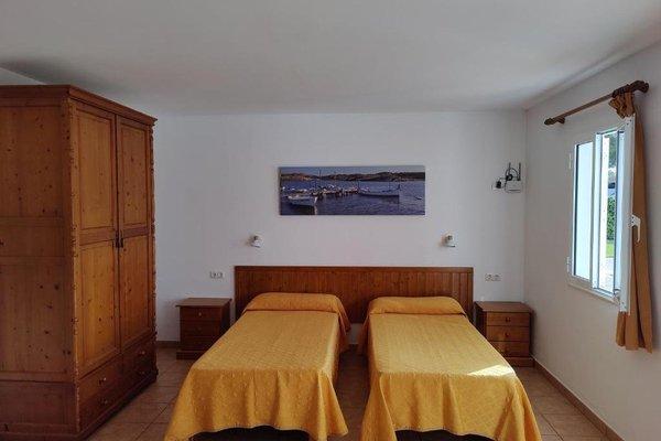 Apartamentos Playa Calan Blanes - фото 4