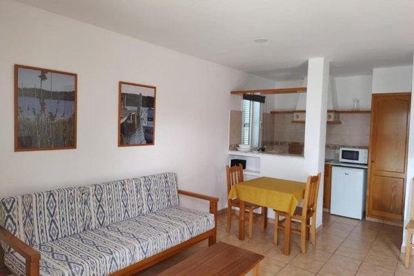 Apartamentos Playa Calan Blanes - фото 5