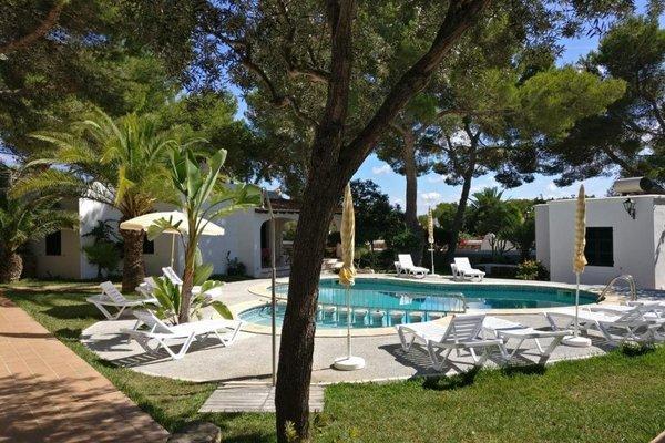 Apartamentos Playa Calan Blanes - фото 6