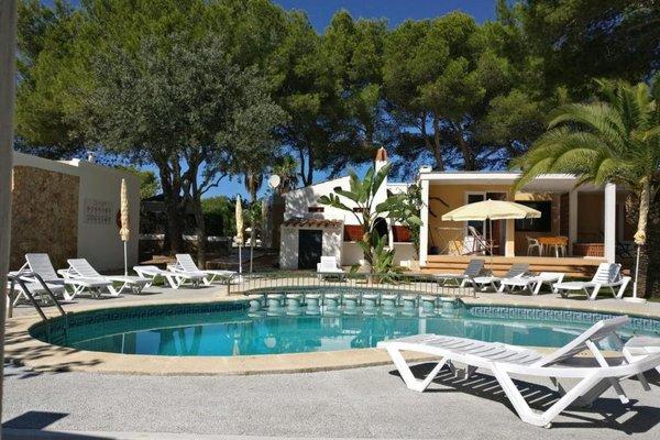 Apartamentos Playa Calan Blanes - фото 7