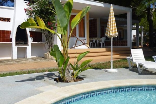 Apartamentos Playa Calan Blanes - фото 9