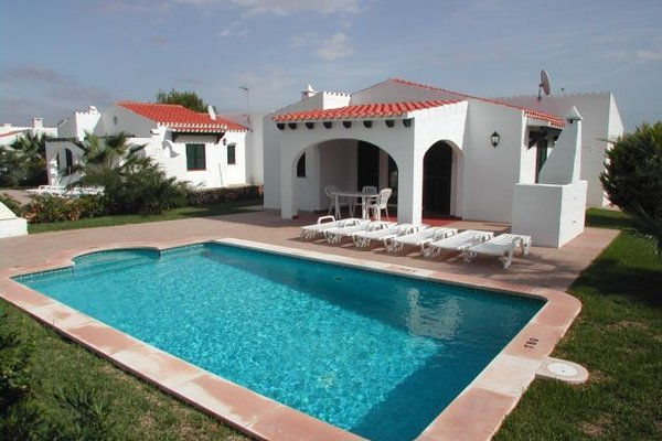 Villas Cala'n Bosch - фото 20