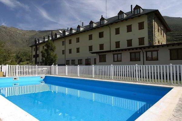 Taull Hotel - фото 11