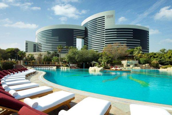 Grand Hyatt Dubai - фото 42
