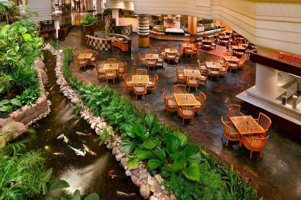 Grand Hyatt Dubai - фото 11