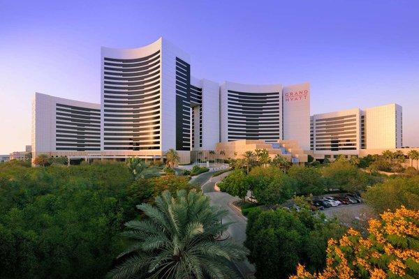 Grand Hyatt Dubai - фото 18