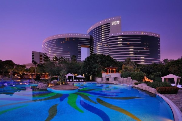 Grand Hyatt Dubai - фото 21