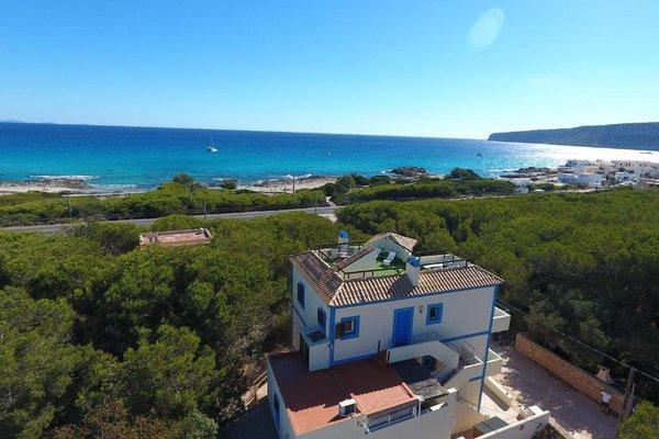 Apartamentos Cas Xurrac - фото 4