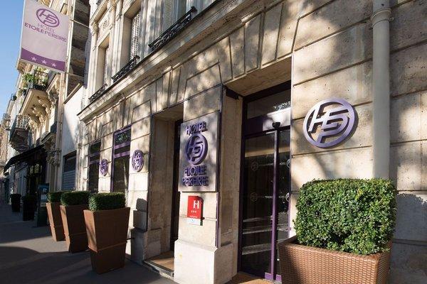 Отель Etoile Pereire - 17