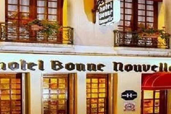 Hotel Bonne Nouvelle - фото 22