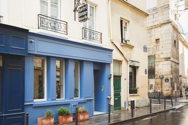 Hotel Bonne Nouvelle - фото 23