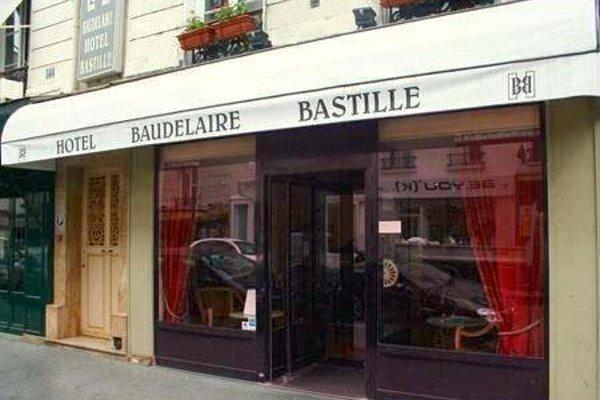 BAUDELAIRE BASTILLE HOTEL - 3
