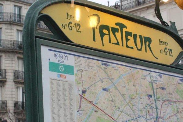 Inter-Hotel Lecourbe - 12