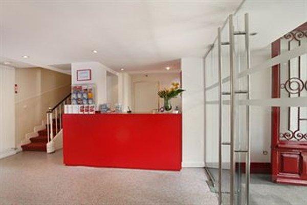Inter-Hotel Lecourbe - 13