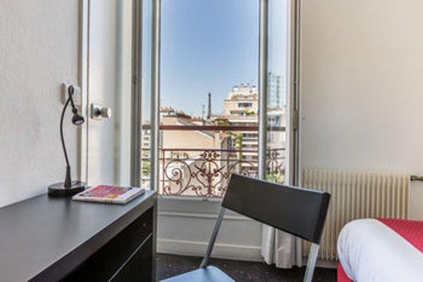 Inter-Hotel Lecourbe - 15