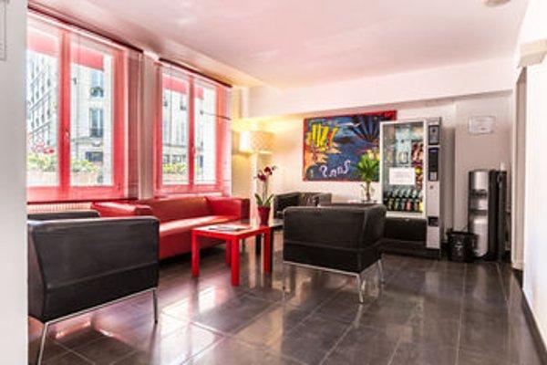 Inter-Hotel Lecourbe - 6