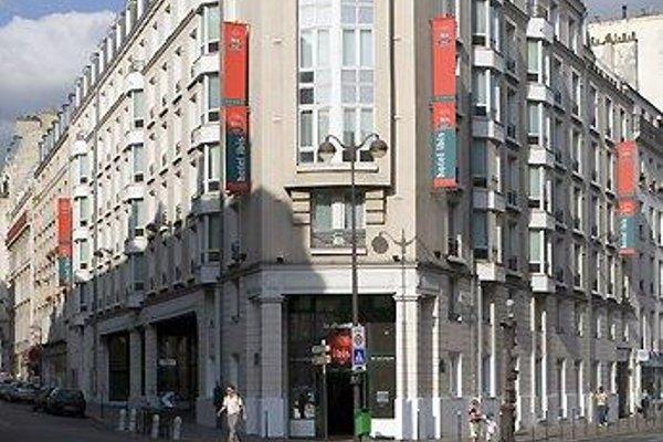 ibis Paris Gare du Nord Chateau Landon 10eme - фото 21