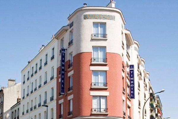 ibis Styles Paris Boulogne Marcel Sembat - 23