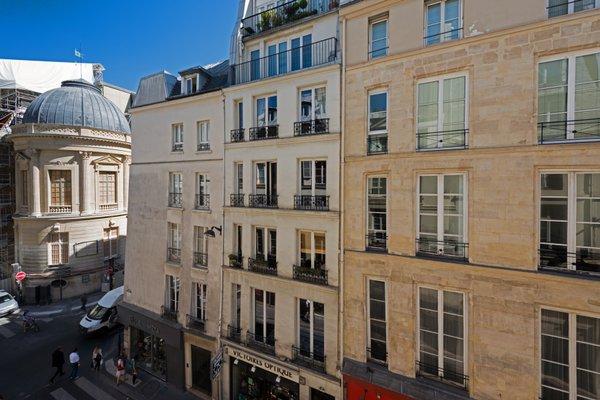 Hôtel Louvre Richelieu - 21