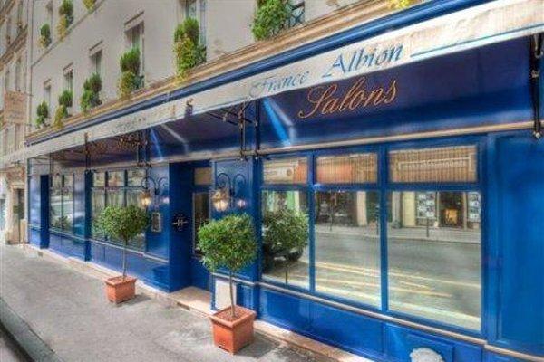 Hotel France Albion - фото 13