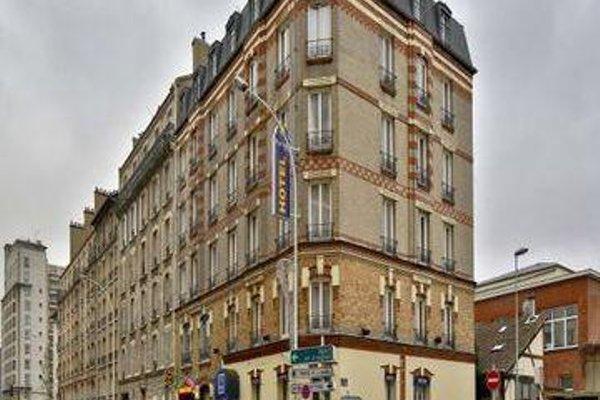 Hotel Arc Paris Porte d'Orleans - фото 22