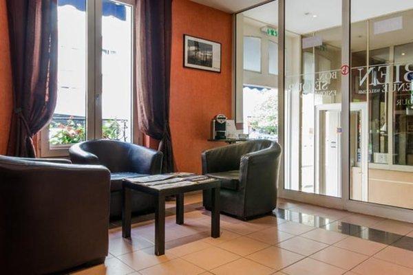 Hotel Arc Paris Porte d'Orleans - фото 10